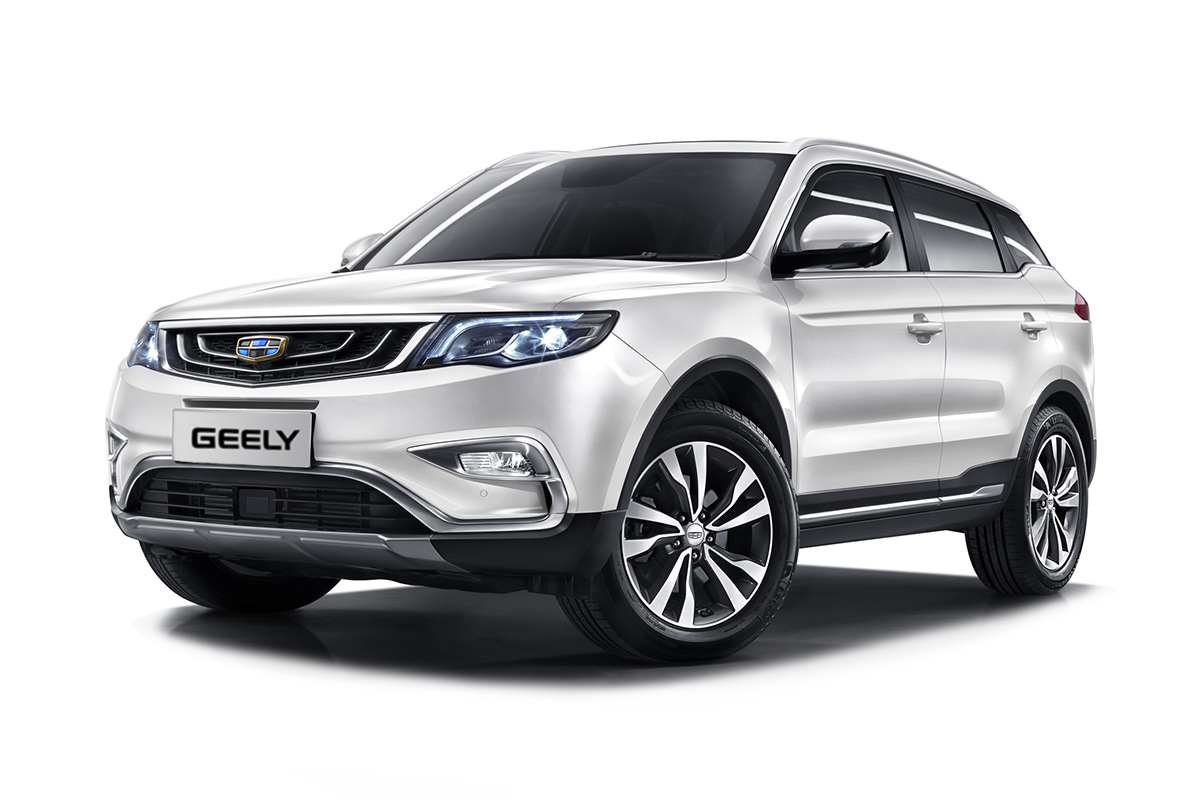 Geely Atlas Base