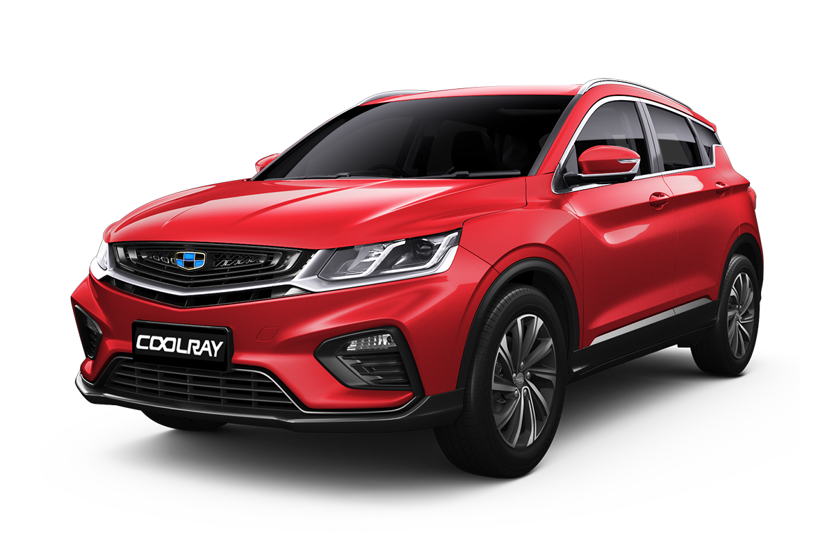 Geely Coolray Flagship