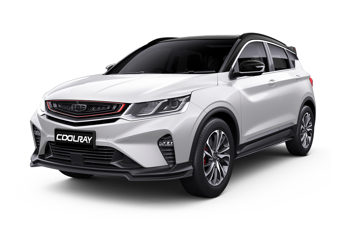 Geely Coolray Flagship Sport