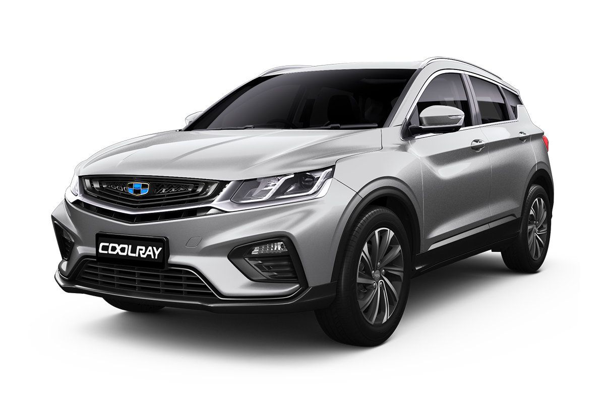 Geely Coolray Luxury