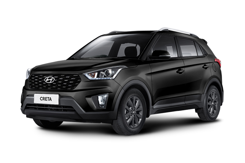 Hyundai Creta Active + Winter