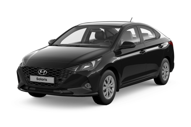 Hyundai Solaris Active Plus 1111111