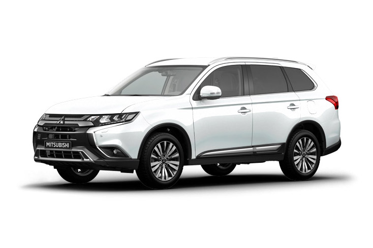 Mitsubishi Outlander Ultimate RUS