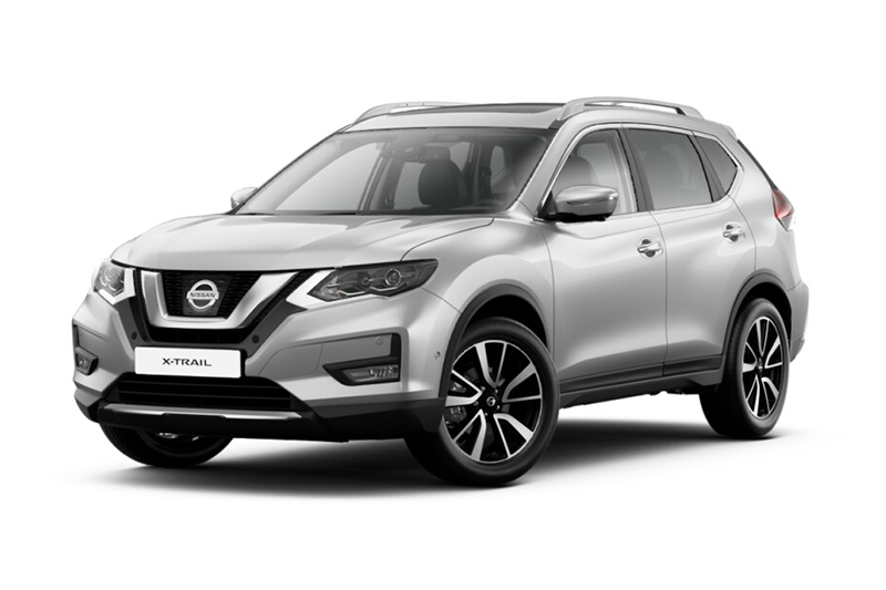 Nissan X-Trail LE TOP