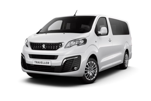 Peugeot Traveller Active Long 8-мест.