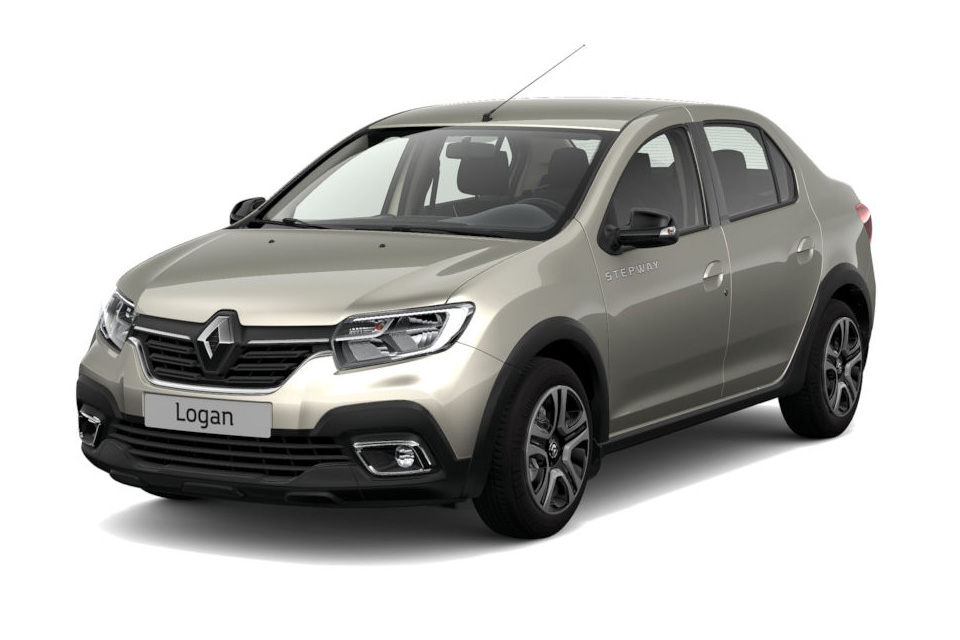 Renault Logan Stepway Life City