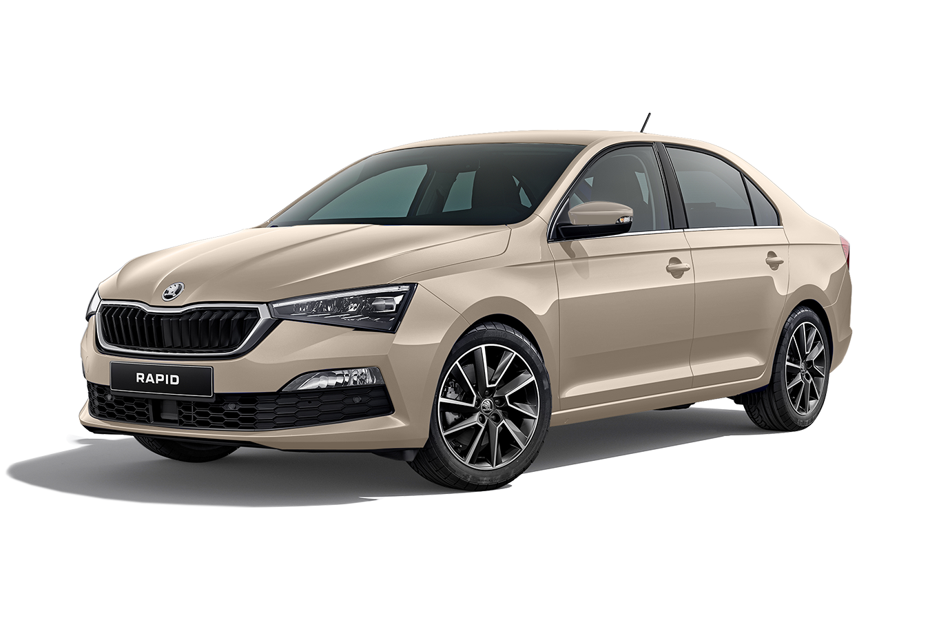 Skoda Rapid II Entry
