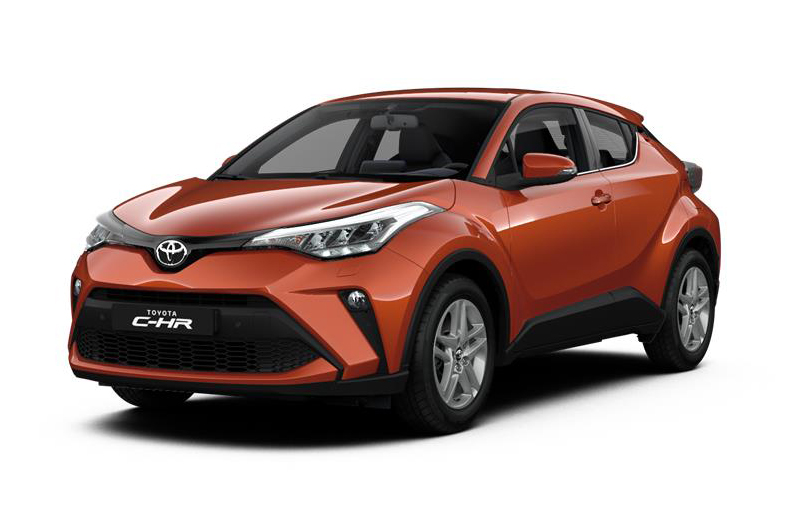 Toyota C-HR Hot
