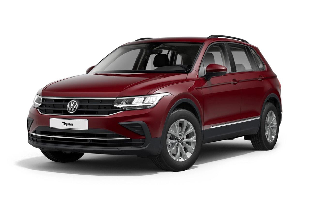 Volkswagen Tiguan Respect Plus
