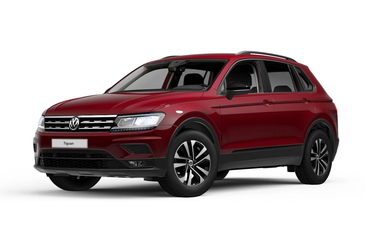Volkswagen Tiguan Connect