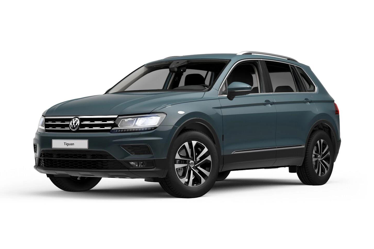 Volkswagen Tiguan Exclusive